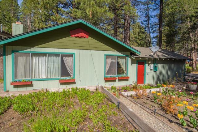 2710 Osborne Avenue, South Lake Tahoe, CA 96150 (MLS #129291) :: Sierra Sotheby's International Realty