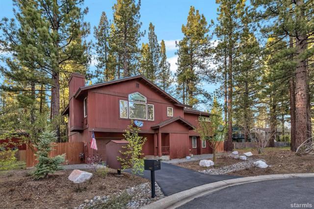 2907 Lakewood Circle, South Lake Tahoe, CA 96150 (MLS #129292) :: Sierra Sotheby's International Realty