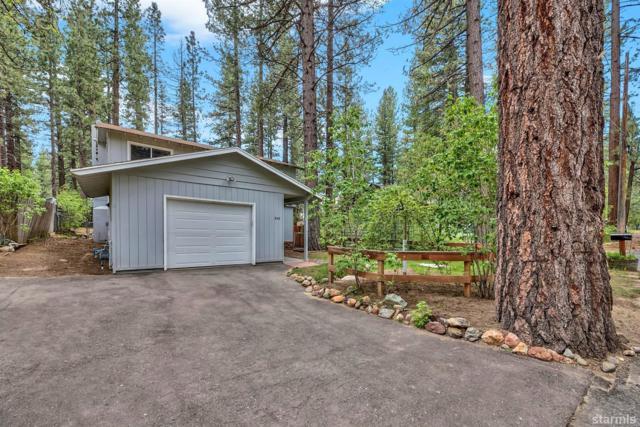 848 Placer Avenue, South Lake Tahoe, CA 96150 (MLS #129344) :: Sierra Sotheby's International Realty