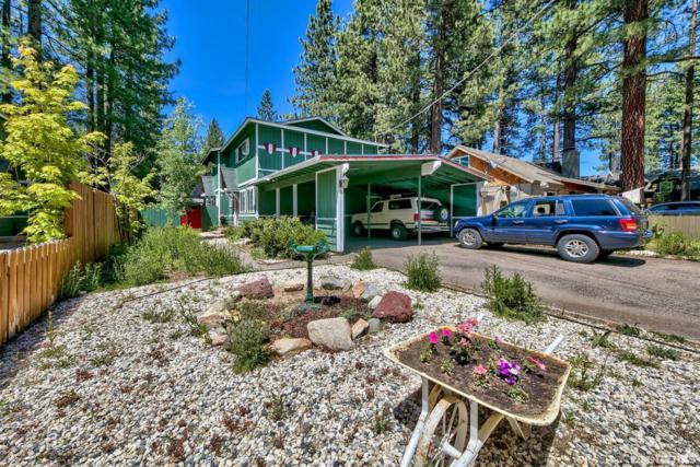 949 San Francisco Avenue, South Lake Tahoe, CA 96150 (MLS #129383) :: Sierra Sotheby's International Realty