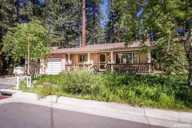 2651 Osborne Avenue, South Lake Tahoe, CA 96150 (MLS #129418) :: Sierra Sotheby's International Realty