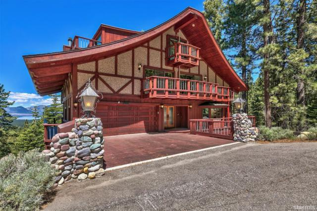 1655 Keller Road, South Lake Tahoe, CA 96150 (MLS #129483) :: Sierra Sotheby's International Realty