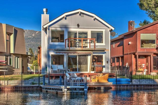 408 Christie Drive, South Lake Tahoe, CA 96150 (MLS #129571) :: Sierra Sotheby's International Realty