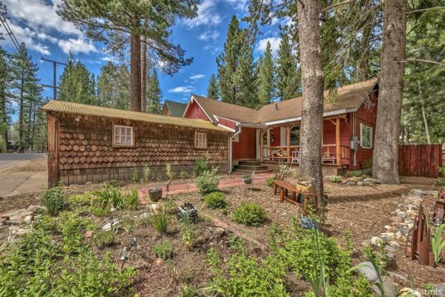 1171 Lodi Avenue, South Lake Tahoe, CA 96150 (MLS #129605) :: Sierra Sotheby's International Realty