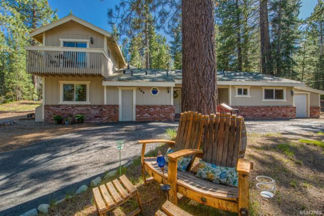 764 Algonquin Court, South Lake Tahoe, CA 96150 (MLS #129623) :: Sierra Sotheby's International Realty