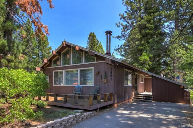1885 Koyukon Drive, South Lake Tahoe, CA 96150 (MLS #129628) :: Sierra Sotheby's International Realty