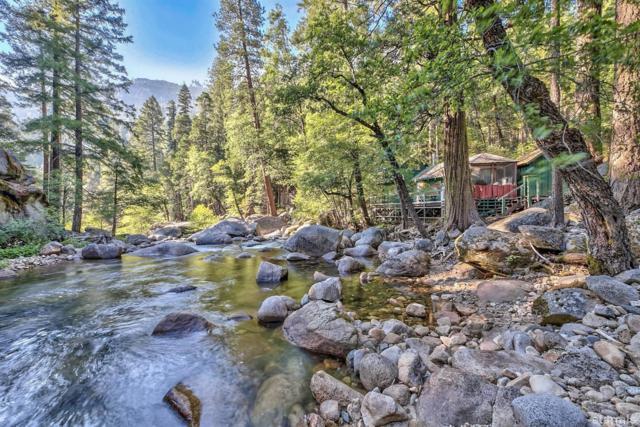 34 Milestone Road, Kyburz, CA 95720 (MLS #129632) :: Sierra Sotheby's International Realty