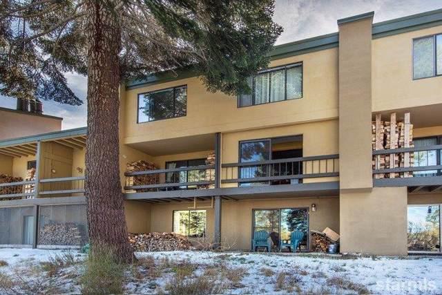 1420 Kirkwood Meadows Drive #11, Kirkwood, CA 95646 (MLS #131644) :: Kirkwood Mountain Realty