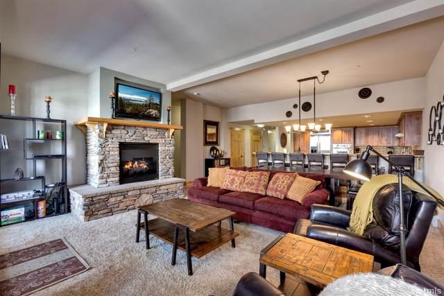 39 Palisades Drive #106, Kirkwood, CA 95646 (MLS #132067) :: Kirkwood Mountain Realty