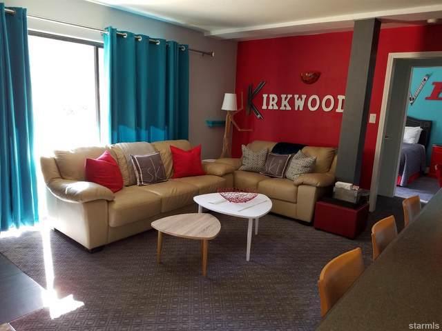 1410 Kirkwood Meadows Drive #18, Kirkwood, CA 95646 (MLS #132956) :: Kirkwood Mountain Realty