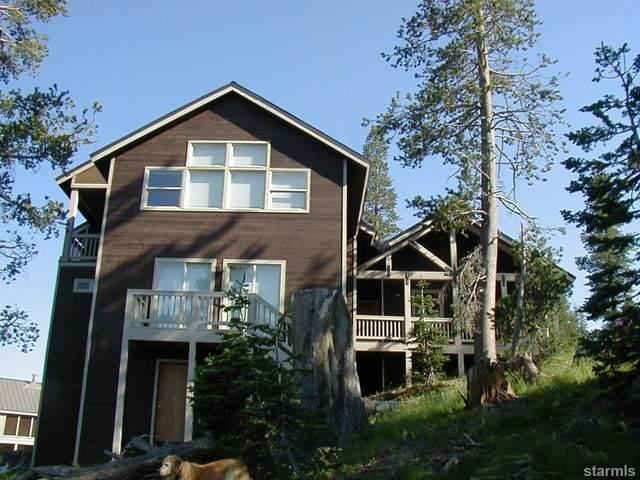 34184 Yarrow Place #121A, Kirkwood, CA 95646 (MLS #134468) :: Kirkwood Mountain Realty