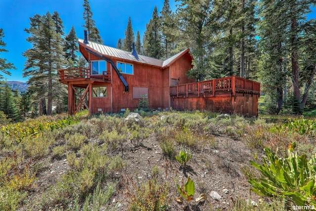 33960 Fremont Road, Kirkwood, CA 95646 (MLS #134476) :: Kirkwood Mountain Realty