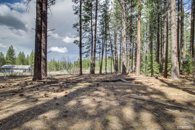 0 Lot 105, Cold Creek Trail, South Lake Tahoe, CA 96150 (MLS #127010) :: Sierra Sotheby's International Realty