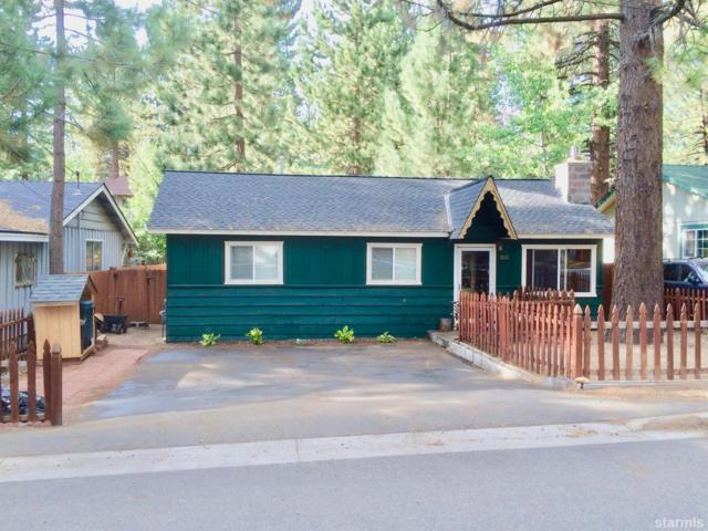 2613 Rose Avenue, South Lake Tahoe, CA 96150 (MLS #128189) :: Sierra Sotheby's International Realty