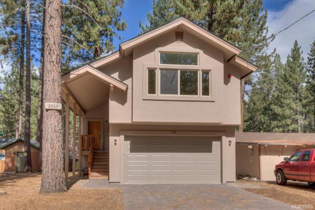 2605 Pinter Avenue, South Lake Tahoe, CA 96150 (MLS #128289) :: Sierra Sotheby's International Realty