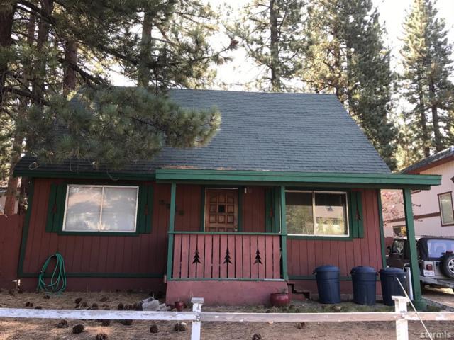 2616 Palmira Avenue, South Lake Tahoe, CA 96150 (MLS #128460) :: Sierra Sotheby's International Realty