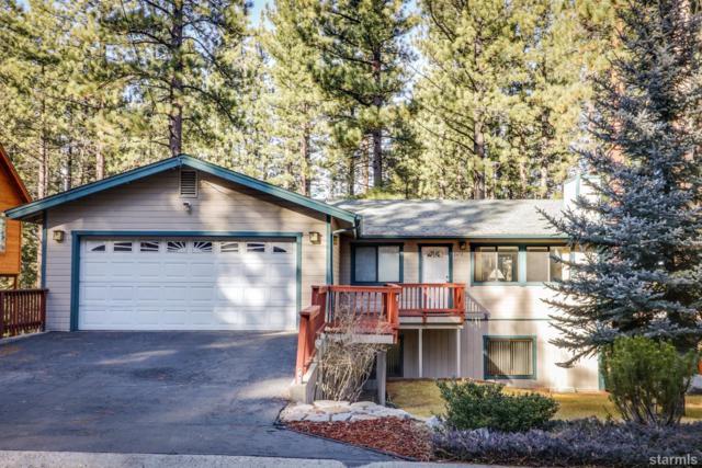 2457 Wagon Train Trail, South Lake Tahoe, CA 96150 (MLS #128725) :: Sierra Sotheby's International Realty