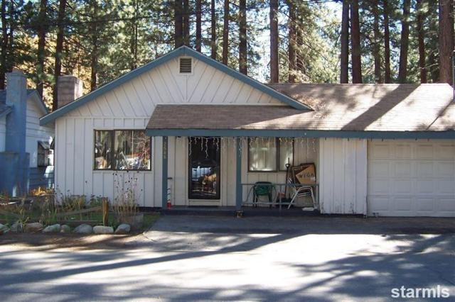 2688 Knox Avenue, South Lake Tahoe, CA 96150 (MLS #128894) :: Sierra Sotheby's International Realty