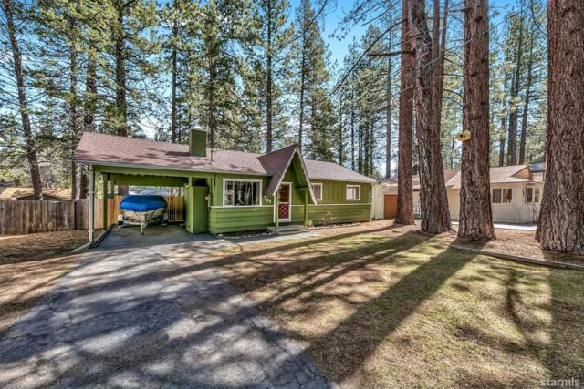 785 Patricia Lane, South Lake Tahoe, CA 96150 (MLS #129035) :: Sierra Sotheby's International Realty