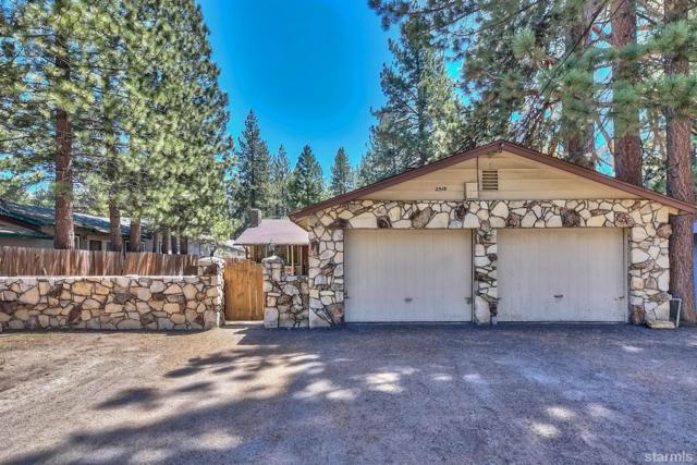 2518 Conestoga Street, South Lake Tahoe, CA 96150 (MLS #129097) :: Sierra Sotheby's International Realty