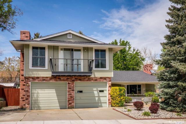1765 Stardust Street, Reno, NV 89503 (MLS #129100) :: Sierra Sotheby's International Realty