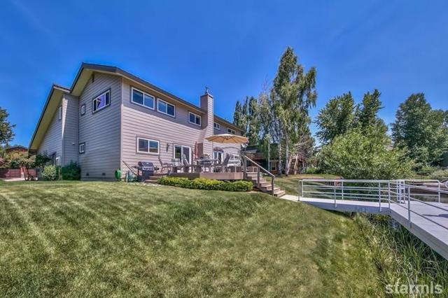 2240 Catalina Drive, South Lake Tahoe, CA 96150 (MLS #129274) :: Sierra Sotheby's International Realty