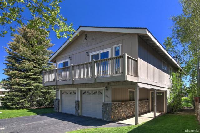 585 Alpine Drive, South Lake Tahoe, CA 96150 (MLS #129345) :: Sierra Sotheby's International Realty