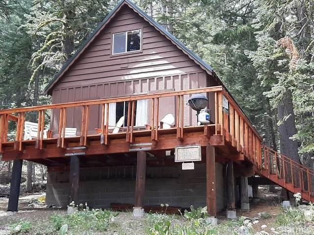 50600 E Devils Gate Road #14, Kirkwood, CA 95646 (MLS #133007) :: Kirkwood Mountain Realty
