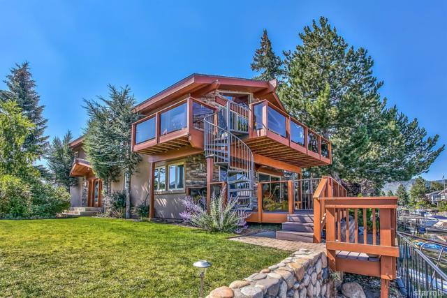 400 Wedeln Court, South Lake Tahoe, CA 96150 (MLS #127335) :: Sierra Sotheby's International Realty