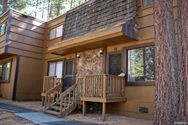 1200 Wildwood Avenue #38, South Lake Tahoe, CA 96150 (MLS #128339) :: Sierra Sotheby's International Realty