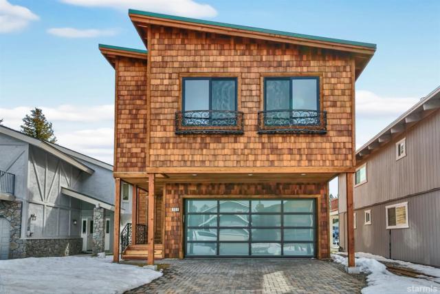 409 Christie Drive, South Lake Tahoe, CA 96150 (MLS #128593) :: Sierra Sotheby's International Realty