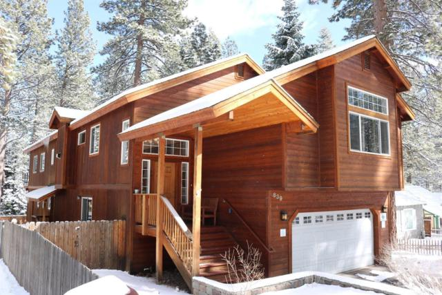 839 Tata Lane, South Lake Tahoe, CA 96150 (MLS #128657) :: Sierra Sotheby's International Realty