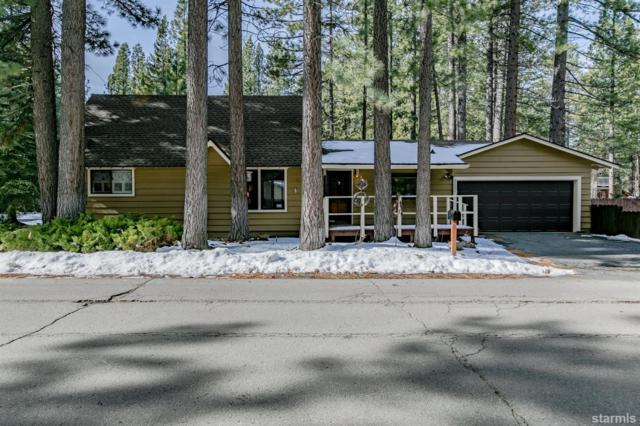 3021 Nevada Avenue, South Lake Tahoe, CA 96150 (MLS #128706) :: Sierra Sotheby's International Realty