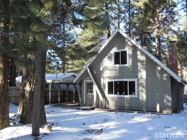 2575 Bertha Avenue, South Lake Tahoe, CA 96150 (MLS #128607) :: Sierra Sotheby's International Realty