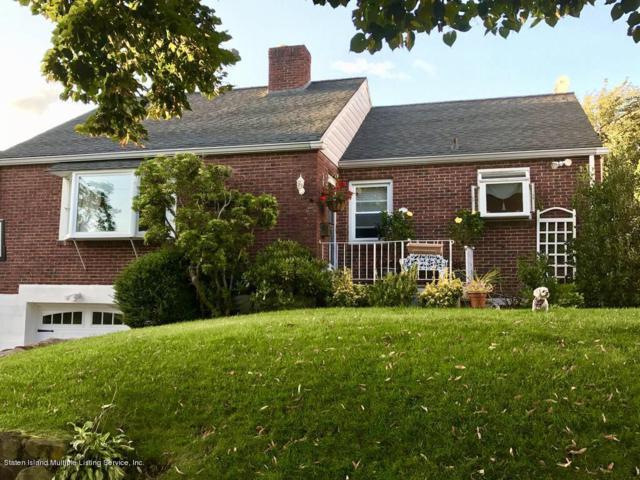 27 Sanford Place, Staten Island, NY 10314 (MLS #1121460) :: RE/MAX Edge