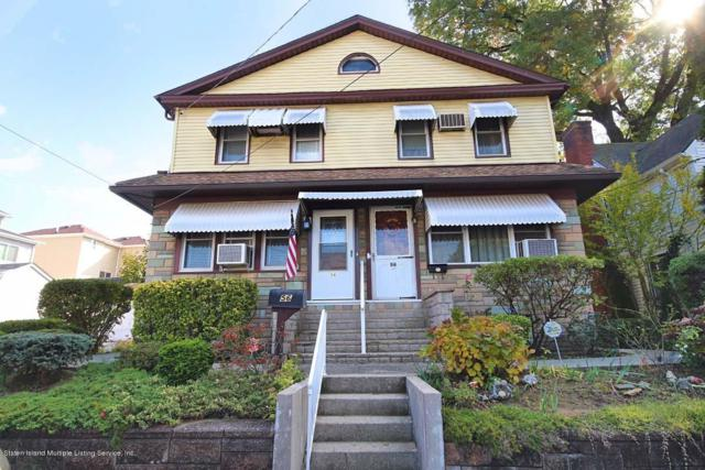 54-56 Ludwig Street, Staten Island, NY 10310 (MLS #1123967) :: RE/MAX Edge