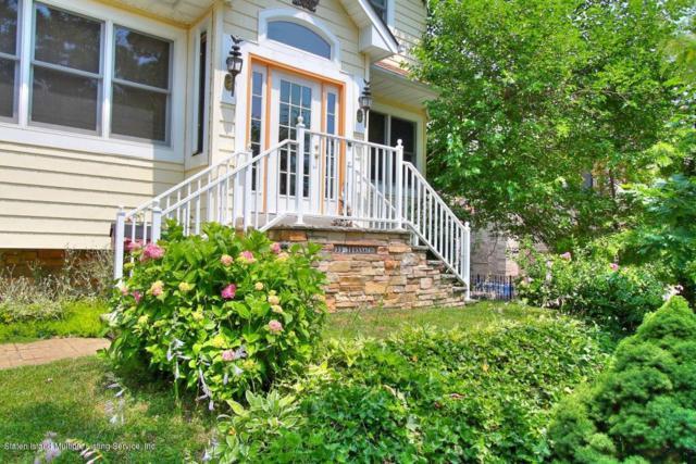 33 Trossach Road, Staten Island, NY 10304 (MLS #1125683) :: RE/MAX Edge