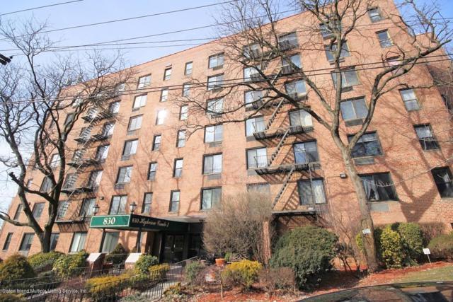 830 Howard Avenue 7H, Staten Island, NY 10301 (MLS #1125960) :: RE/MAX Edge