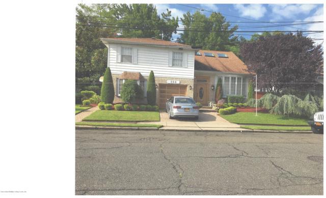 358 Thomas Street, Staten Island, NY 10306 (MLS #1126264) :: RE/MAX Edge