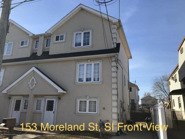 153 Moreland Street, Staten Island, NY 10306 (MLS #1126781) :: RE/MAX Edge
