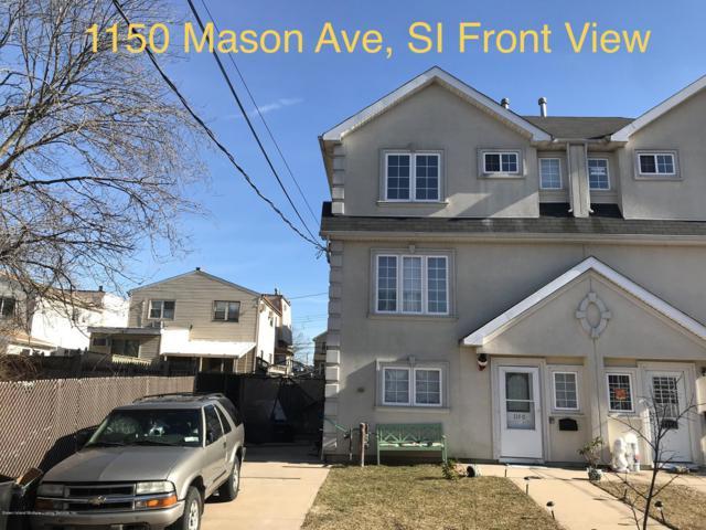 1150 Mason Avenue, Staten Island, NY 10306 (MLS #1126784) :: RE/MAX Edge