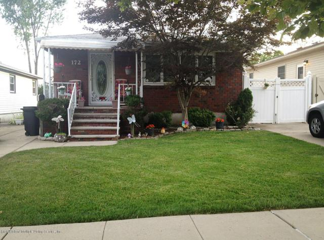 172 Woods Of Arden Road, Staten Island, NY 10312 (MLS #1126947) :: RE/MAX Edge