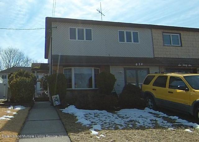 634 Leverett Avenue, Staten Island, NY 10312 (MLS #1127002) :: RE/MAX Edge