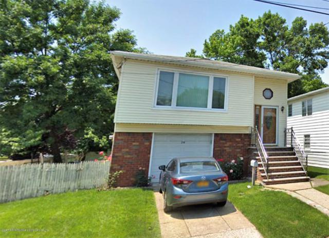 210 Martin Avenue, Staten Island, NY 10314 (MLS #1128168) :: RE/MAX Edge