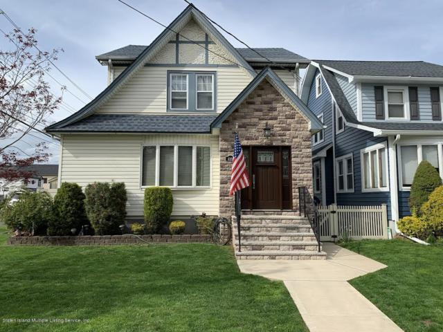 499 College Avenue, Staten Island, NY 10314 (MLS #1128181) :: RE/MAX Edge