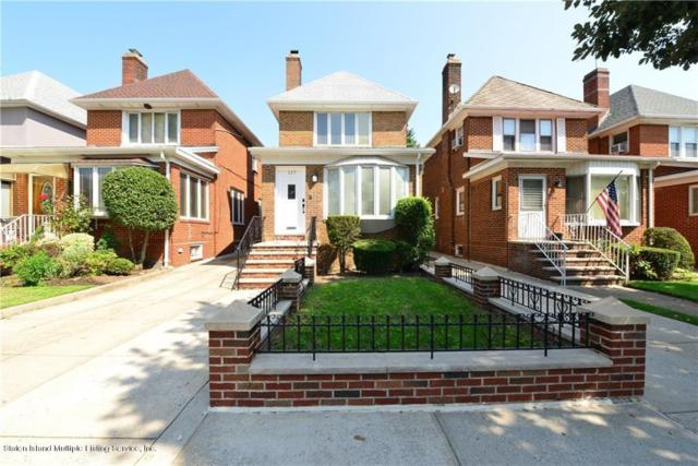 117 80th Street, Brooklyn, NY 11209 (MLS #1129803) :: Team Gio | RE/MAX