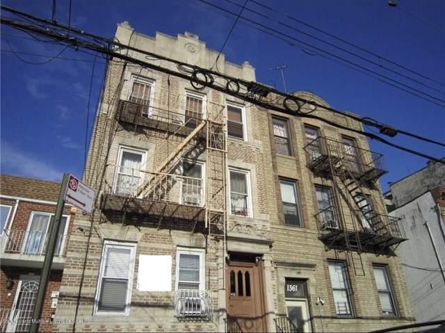 1357 65 Street, Brooklyn, NY 11219 (MLS #1134980) :: Team Gio | RE/MAX