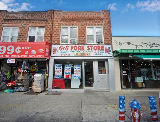 2611 Avenue U, Brooklyn, NY 11229 (MLS #1135105) :: Team Pagano