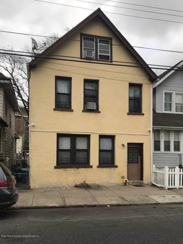 233 Gordon Street, Staten Island, NY 10304 (MLS #1135187) :: Team Gio | RE/MAX