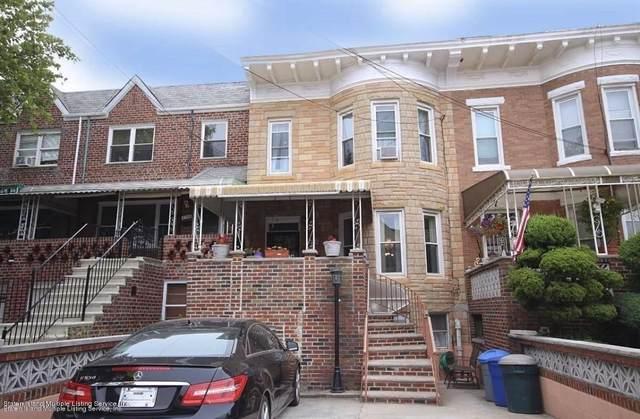 8748 15th Avenue, Brooklyn, NY 11228 (MLS #1135463) :: RE/MAX Edge